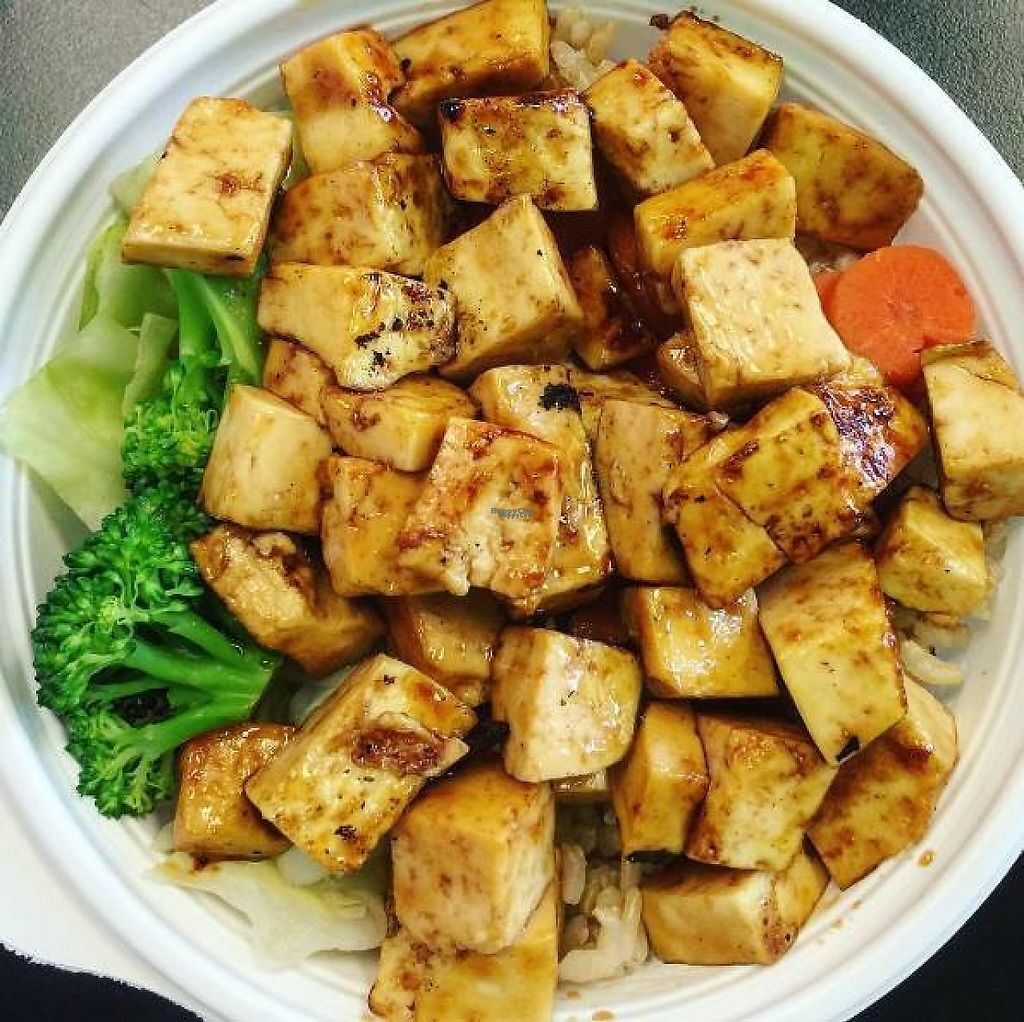 """Photo of Flame Broiler  by <a href=""""/members/profile/community"""">community</a> <br/>Tofu <br/> February 23, 2017  - <a href='/contact/abuse/image/76113/229564'>Report</a>"""