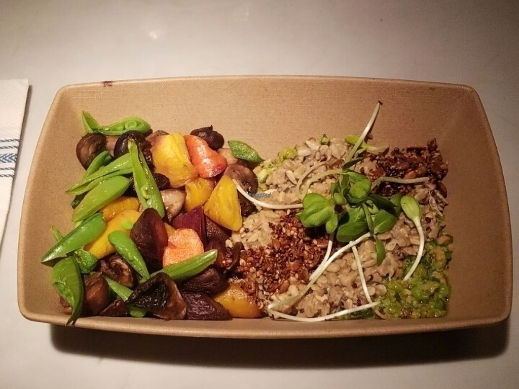 """Photo of Vital Root  by <a href=""""/members/profile/kenvegan"""">kenvegan</a> <br/>Sunflower Seed Vegetable Risotto  <br/> August 20, 2016  - <a href='/contact/abuse/image/76123/170163'>Report</a>"""
