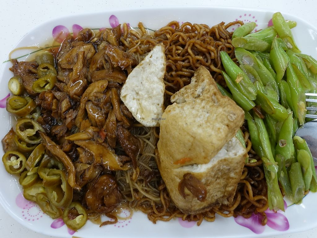 """Photo of Fang Lin Vegetarian  by <a href=""""/members/profile/JimmySeah"""">JimmySeah</a> <br/>Vermicelli and noodles  <br/> September 1, 2017  - <a href='/contact/abuse/image/76134/299720'>Report</a>"""