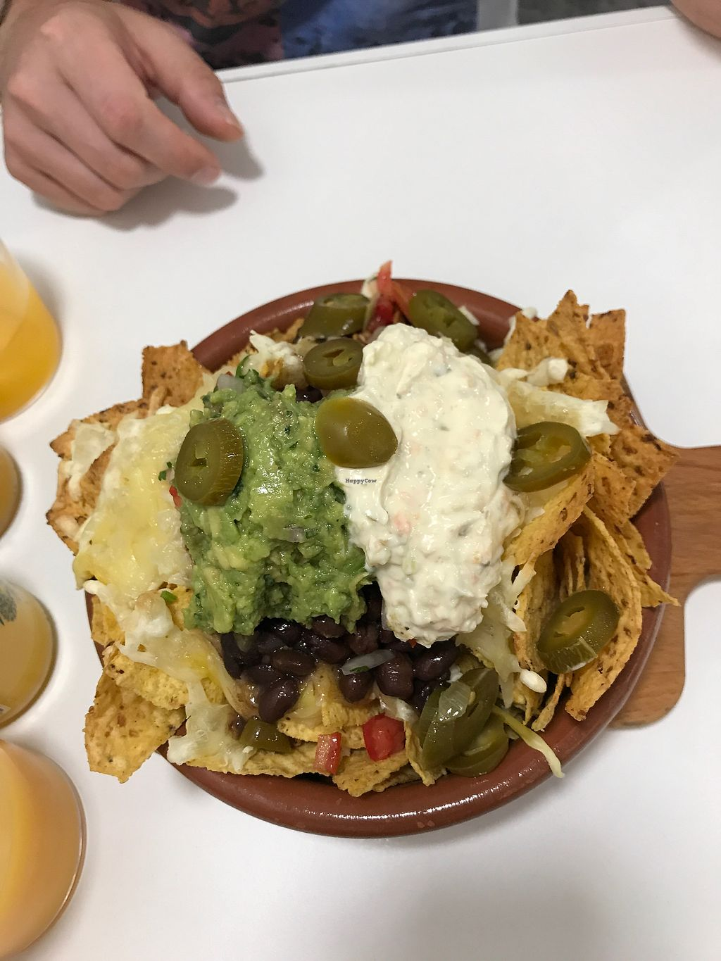 """Photo of Distrito Vegano  by <a href=""""/members/profile/swt7angel9"""">swt7angel9</a> <br/>Vegan nachos  <br/> September 28, 2017  - <a href='/contact/abuse/image/76138/309453'>Report</a>"""