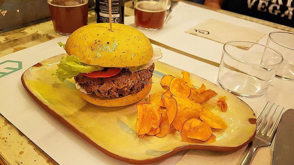 "Photo of La Encomienda  by <a href=""/members/profile/JonJon"">JonJon</a> <br/>Burger <br/> November 5, 2017  - <a href='/contact/abuse/image/76139/322048'>Report</a>"