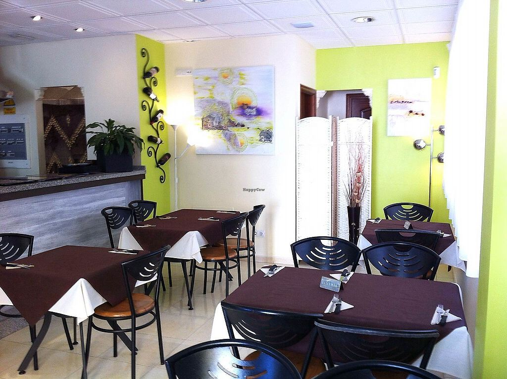 """Photo of Pizzeria Focacceria Zeneize  by <a href=""""/members/profile/PattyC"""">PattyC</a> <br/>The Tiny but Friendly Place <br/> July 9, 2017  - <a href='/contact/abuse/image/76205/278271'>Report</a>"""