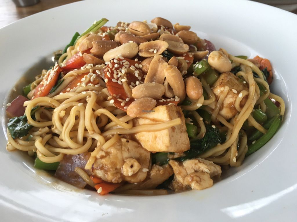 """Photo of Earls Kitchen and Bar  by <a href=""""/members/profile/leont"""">leont</a> <br/>Hunan Kung Pao <br/> July 8, 2016  - <a href='/contact/abuse/image/76217/158463'>Report</a>"""