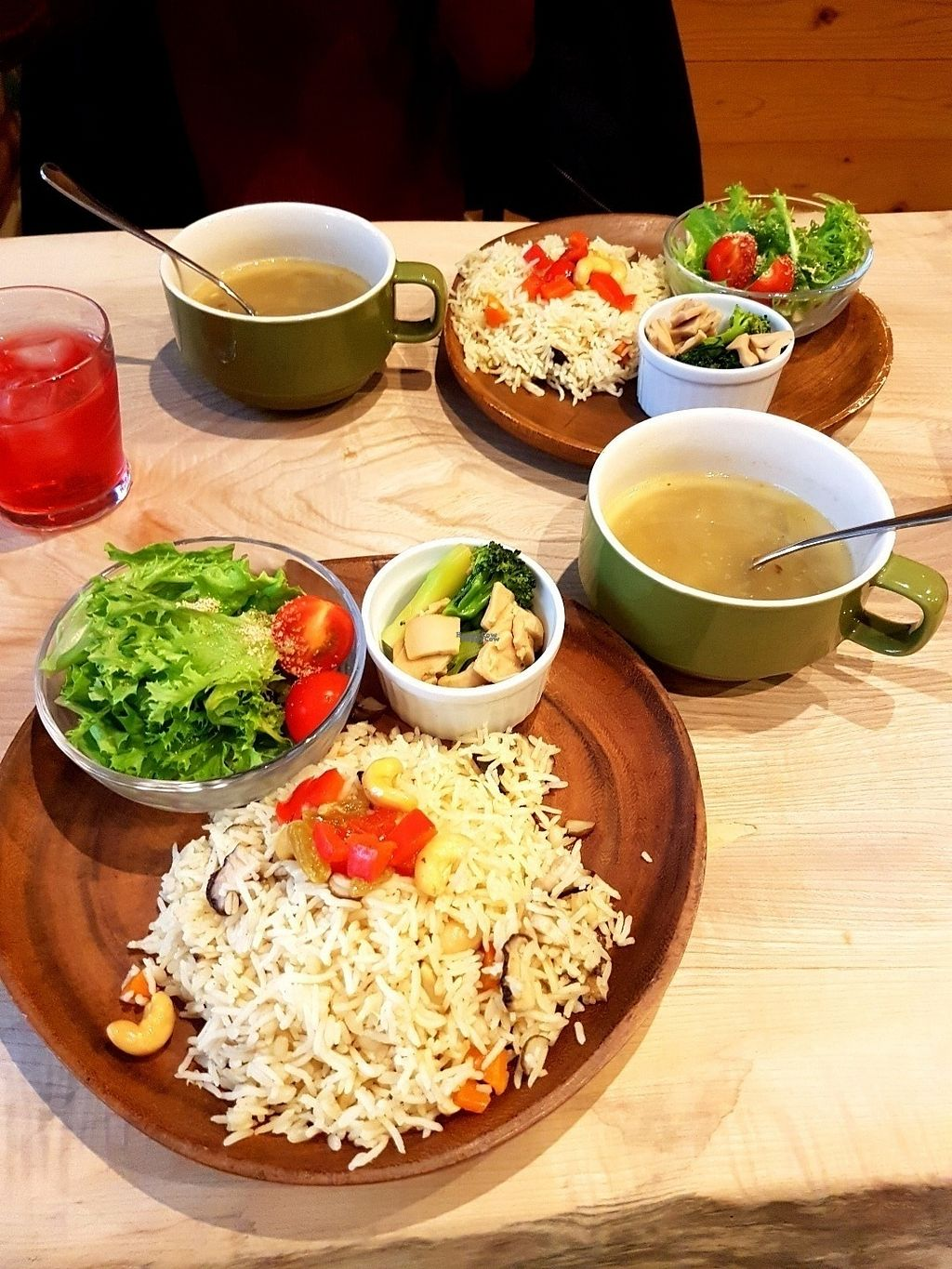 "Photo of CLOSED: Little Saebejae  by <a href=""/members/profile/nsmhnnhs"">nsmhnnhs</a> <br/>Pilaf and Dhal Soup with Rosehip Tea <br/> October 25, 2016  - <a href='/contact/abuse/image/76228/184313'>Report</a>"