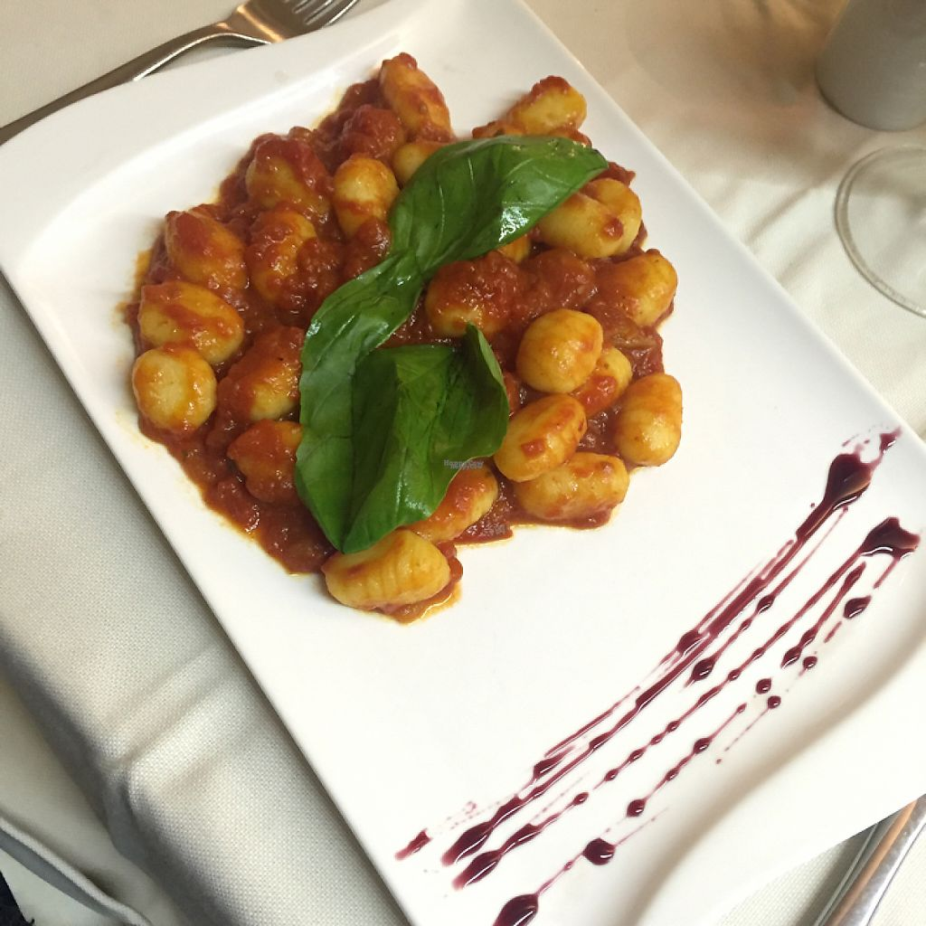 """Photo of Ristorante Al Theatro  by <a href=""""/members/profile/Neridah"""">Neridah</a> <br/>Gnocchi made by request  <br/> November 18, 2016  - <a href='/contact/abuse/image/76233/191759'>Report</a>"""