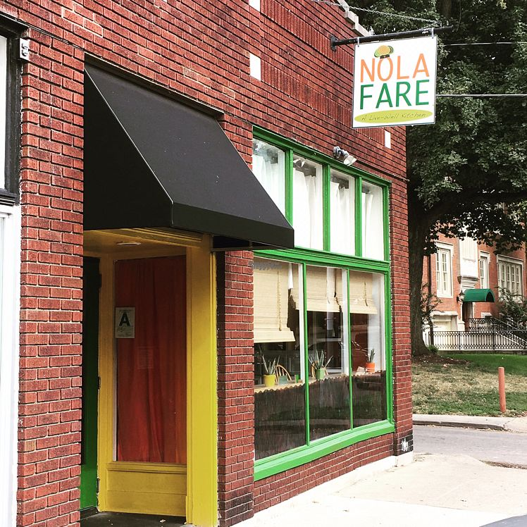 "Photo of CLOSED: Lovafare  by <a href=""/members/profile/KWdaddio"">KWdaddio</a> <br/>Nola Fare exterior <br/> October 15, 2016  - <a href='/contact/abuse/image/76266/182132'>Report</a>"