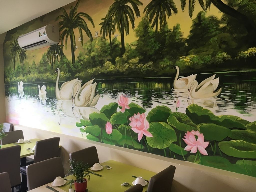 "Photo of CLOSED: Loving Hut Hoa Dang Express Food  by <a href=""/members/profile/Tim_nottingham"">Tim_nottingham</a> <br/>A large wall painting.  <br/> September 4, 2016  - <a href='/contact/abuse/image/76272/173448'>Report</a>"