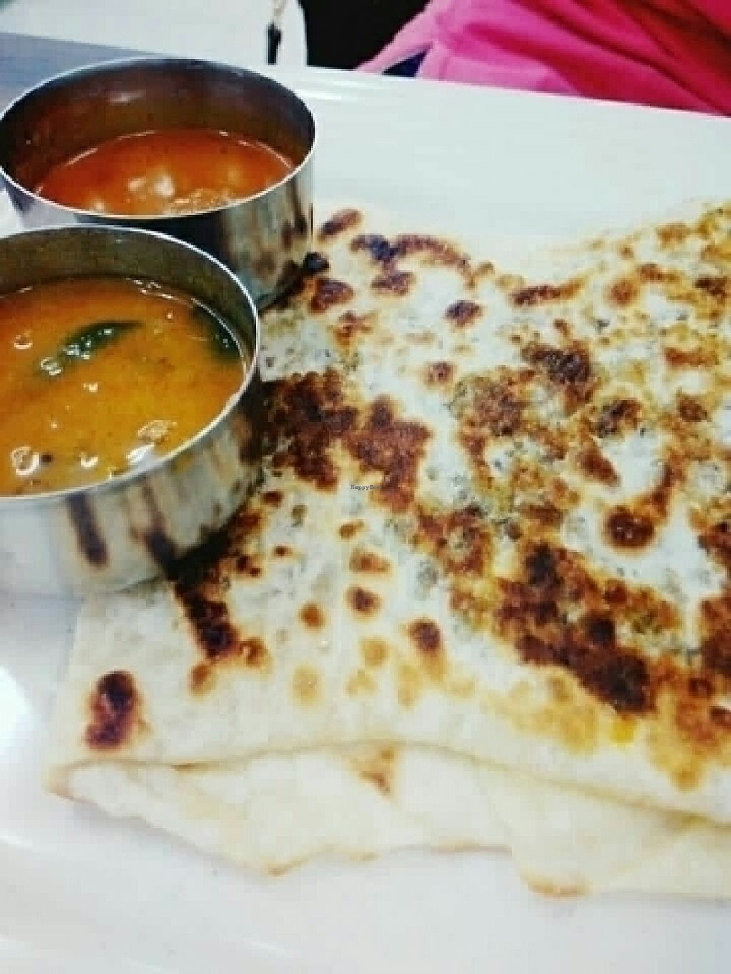 "Photo of CLOSED: Gopala Vegetarian  by <a href=""/members/profile/kittycoffee"">kittycoffee</a> <br/>murtabak <br/> July 12, 2016  - <a href='/contact/abuse/image/76279/159395'>Report</a>"