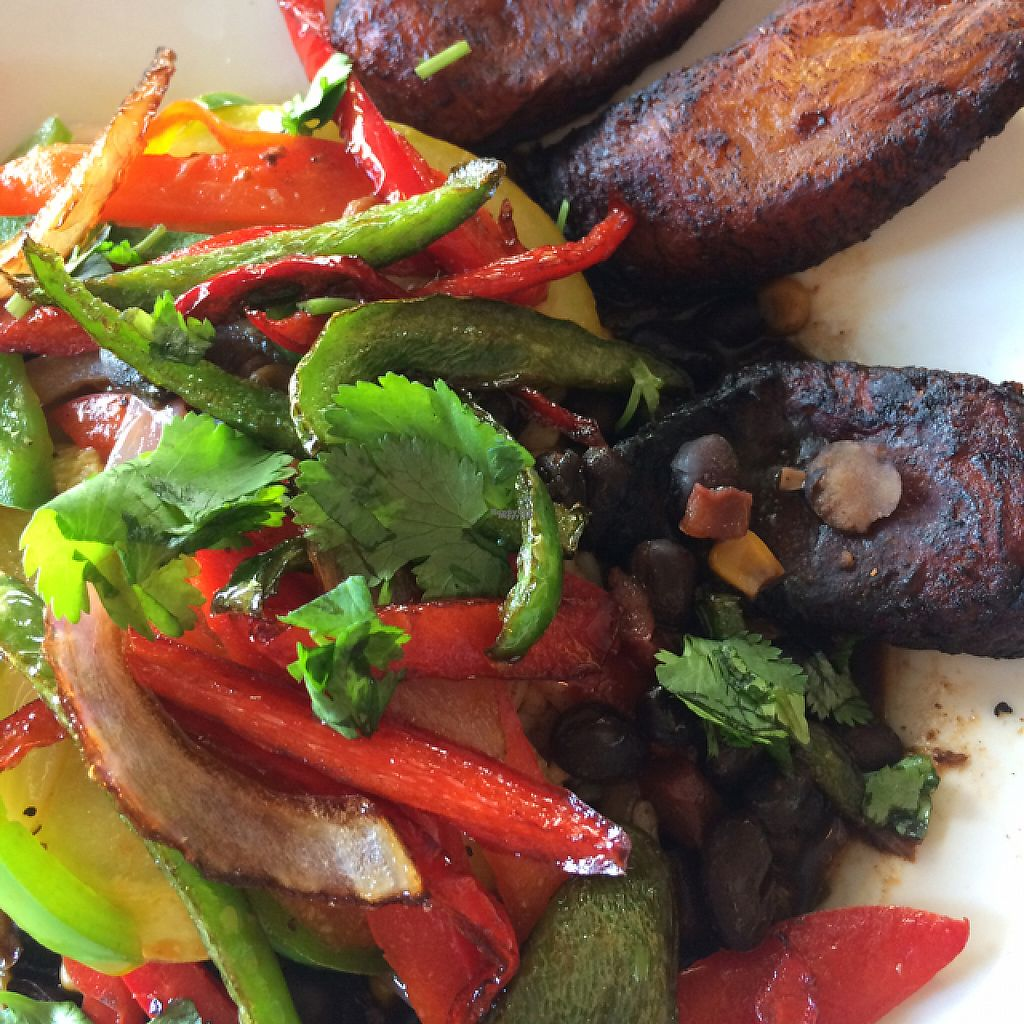 """Photo of Ole Fire Grill   by <a href=""""/members/profile/VeganDarling"""">VeganDarling</a> <br/>vegan bowl <br/> March 30, 2017  - <a href='/contact/abuse/image/76294/242719'>Report</a>"""