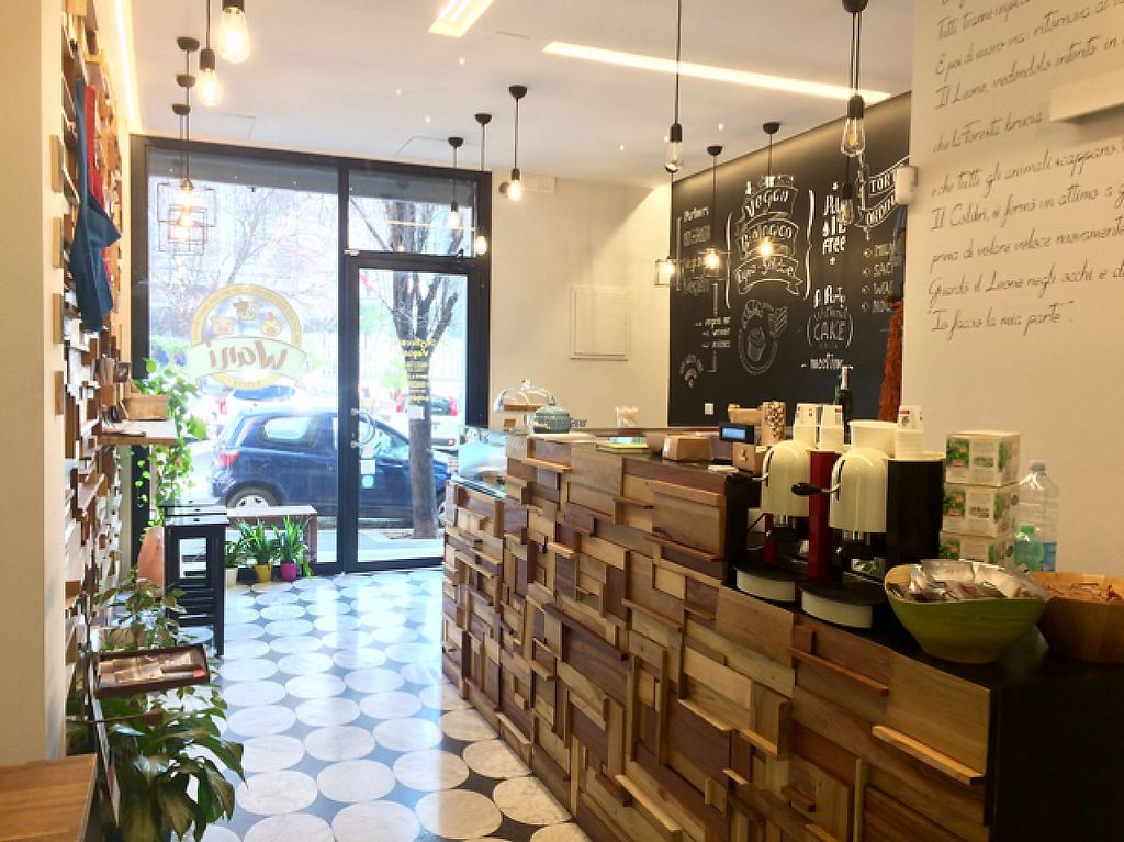 "Photo of Wani Vegan Bakery  by <a href=""/members/profile/FatTonyBMX"">FatTonyBMX</a> <br/>Inside  <br/> February 15, 2017  - <a href='/contact/abuse/image/76303/226801'>Report</a>"