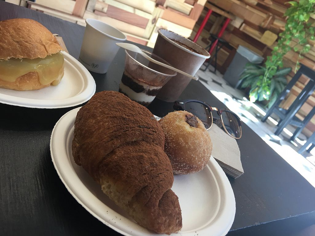 """Photo of Wani Vegan Bakery  by <a href=""""/members/profile/IBANEZ"""">IBANEZ</a> <br/>best vegan breakfast ever! <br/> July 30, 2017  - <a href='/contact/abuse/image/76303/286657'>Report</a>"""
