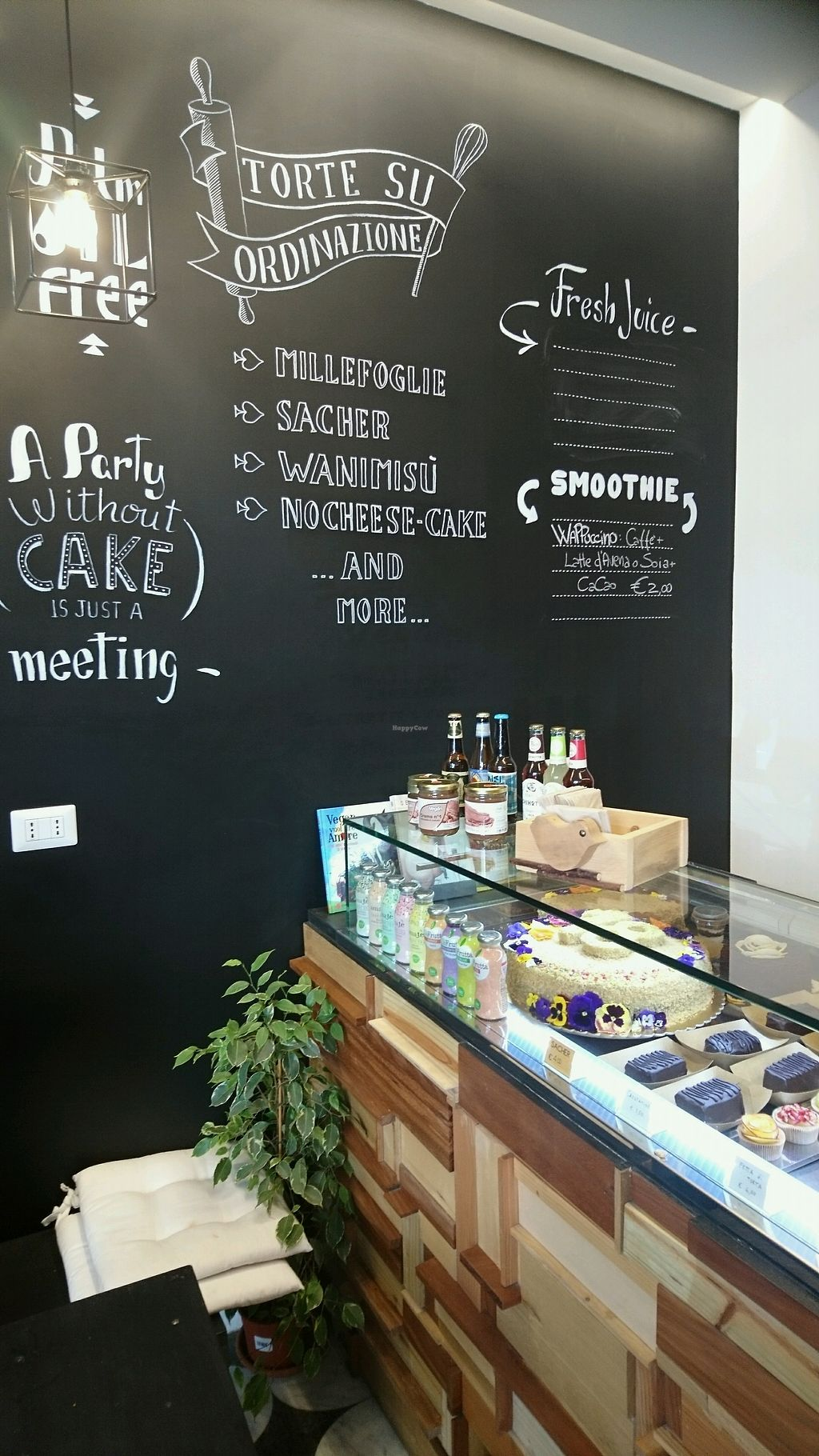 """Photo of Wani Vegan Bakery  by <a href=""""/members/profile/AnnaMonikaMurphy"""">AnnaMonikaMurphy</a> <br/>Cakes <br/> October 7, 2017  - <a href='/contact/abuse/image/76303/312645'>Report</a>"""