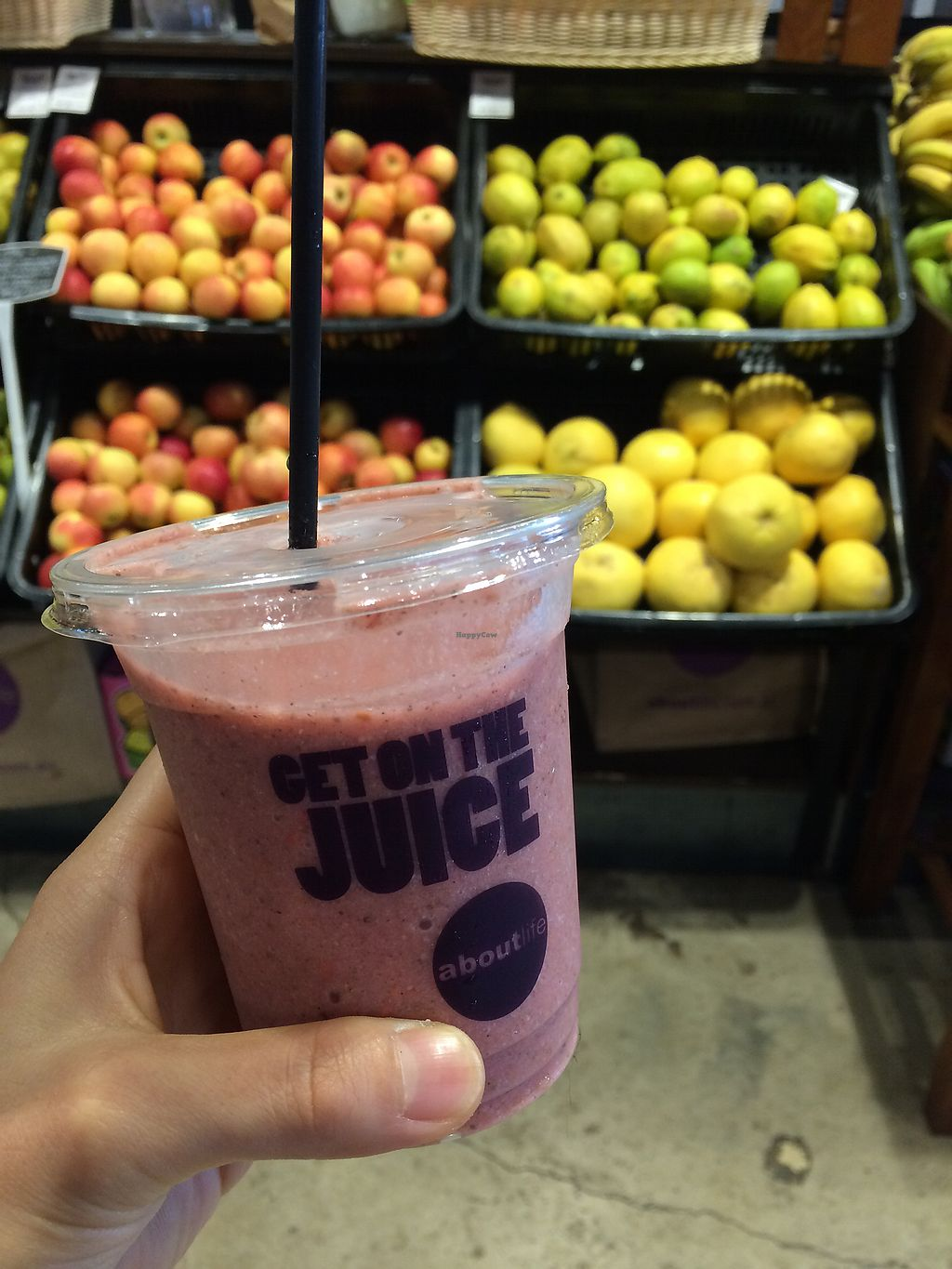 "Photo of About Life  - Lane Cove  by <a href=""/members/profile/evoontoast"">evoontoast</a> <br/>Berry Hemp Smoothie - special of the month <br/> March 29, 2018  - <a href='/contact/abuse/image/76308/378039'>Report</a>"