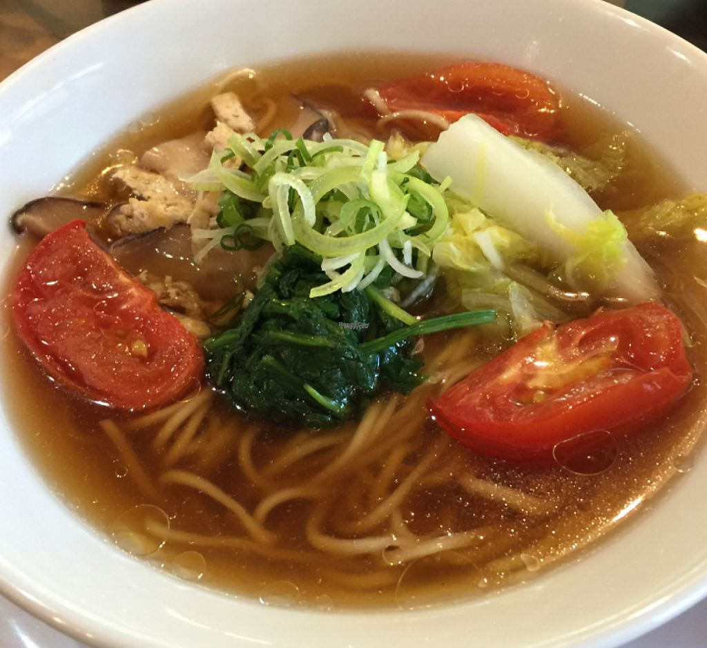 "Photo of Marukin Ramen - Pine St Market  by <a href=""/members/profile/lolacooks"">lolacooks</a> <br/>vegan ramen <br/> August 14, 2016  - <a href='/contact/abuse/image/76339/220552'>Report</a>"