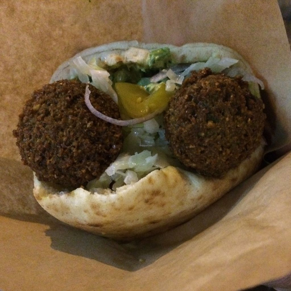 "Photo of The HipPea  by <a href=""/members/profile/FatTonyBMX"">FatTonyBMX</a> <br/>falafel pita  <br/> May 21, 2017  - <a href='/contact/abuse/image/76345/260817'>Report</a>"