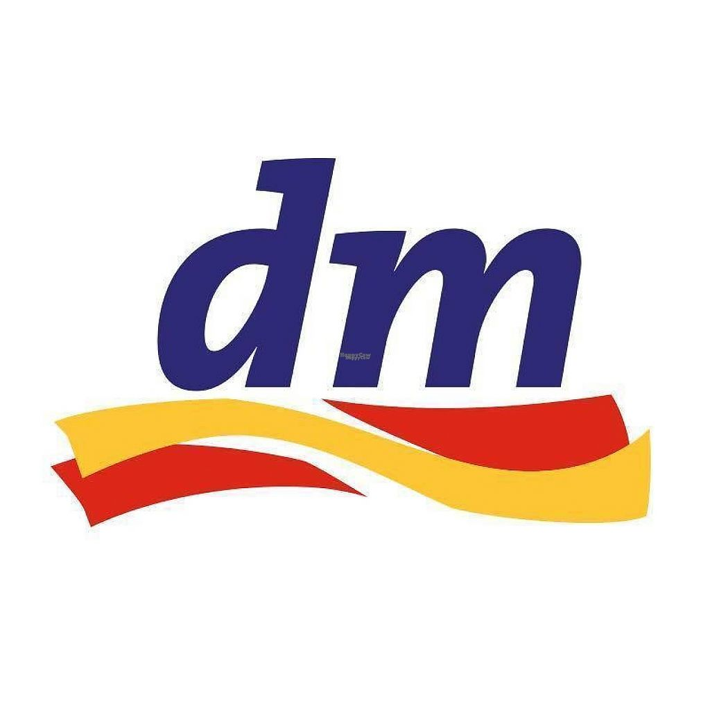 """Photo of DM Drogerie Markt  by <a href=""""/members/profile/community"""">community</a> <br/>logo <br/> February 24, 2017  - <a href='/contact/abuse/image/76348/229870'>Report</a>"""
