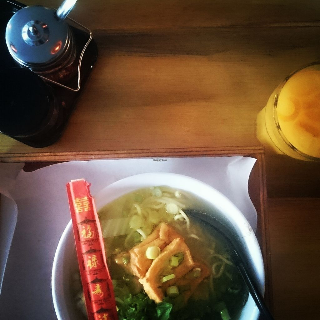 """Photo of Eat Me  by <a href=""""/members/profile/hayleymarie852"""">hayleymarie852</a> <br/>Fried tofu ramen  <br/> July 31, 2017  - <a href='/contact/abuse/image/76354/287299'>Report</a>"""