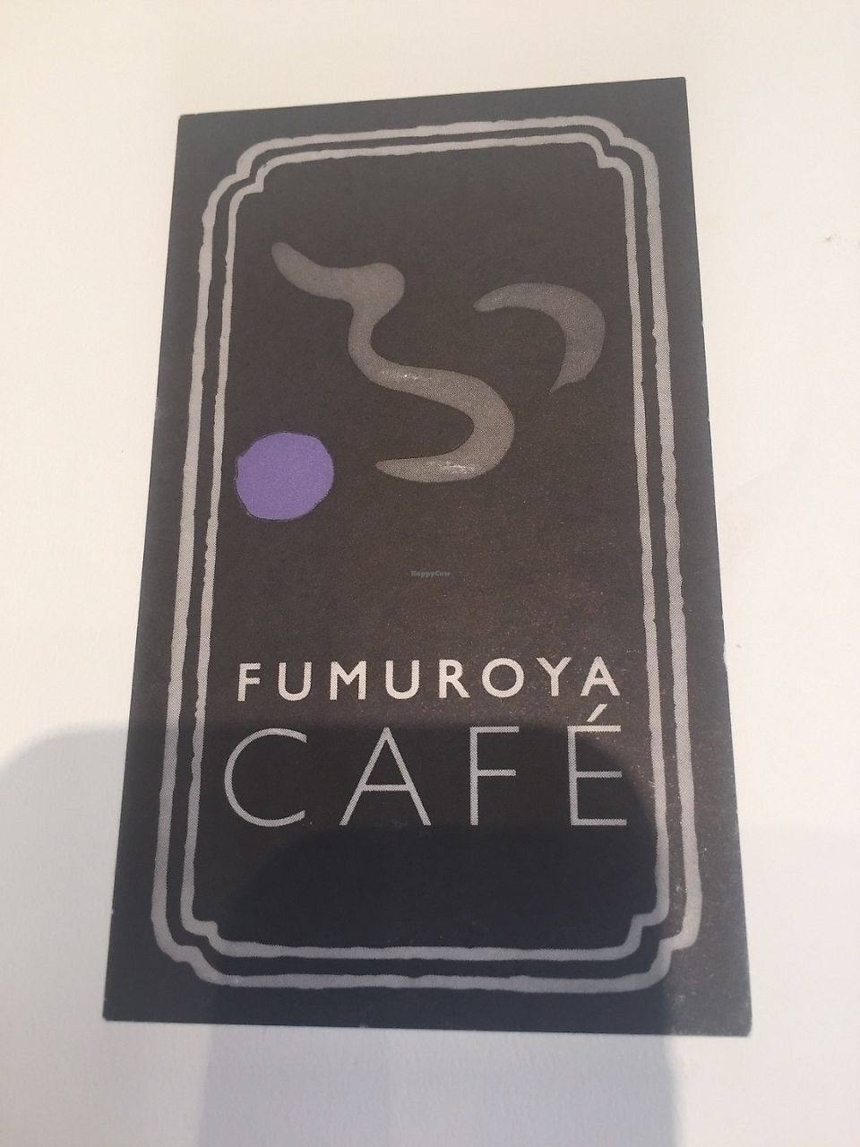"""Photo of Fumuroya Cafe   by <a href=""""/members/profile/Vegeiko"""">Vegeiko</a> <br/>Signboard  <br/> July 11, 2016  - <a href='/contact/abuse/image/76418/284566'>Report</a>"""