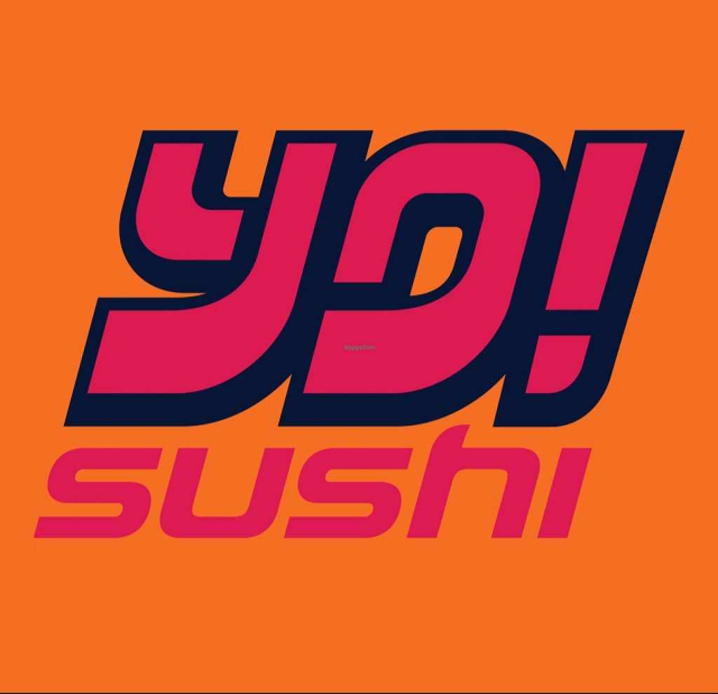 "Photo of Yo Sushi  by <a href=""/members/profile/VeggieFromSpace"">VeggieFromSpace</a> <br/>logo  <br/> July 13, 2016  - <a href='/contact/abuse/image/76427/159545'>Report</a>"