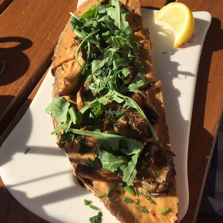"Photo of Le Pain Quotidien - Exhibition Rd  by <a href=""/members/profile/Ali.T"">Ali.T</a> <br/>order mushroom, cashew and Harrisa on sourdough  <br/> October 4, 2016  - <a href='/contact/abuse/image/76435/179624'>Report</a>"