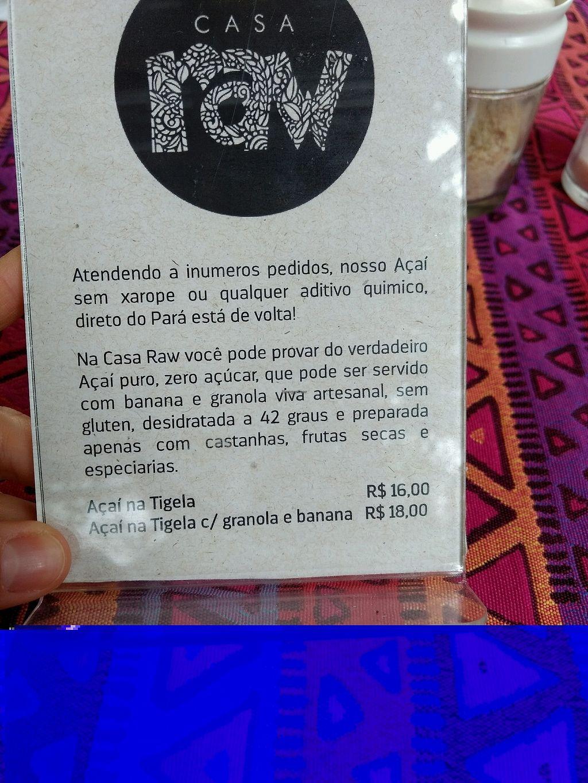 "Photo of Casa Raw  by <a href=""/members/profile/JulianaFucci"">JulianaFucci</a> <br/>açaí <br/> February 27, 2018  - <a href='/contact/abuse/image/76459/364664'>Report</a>"