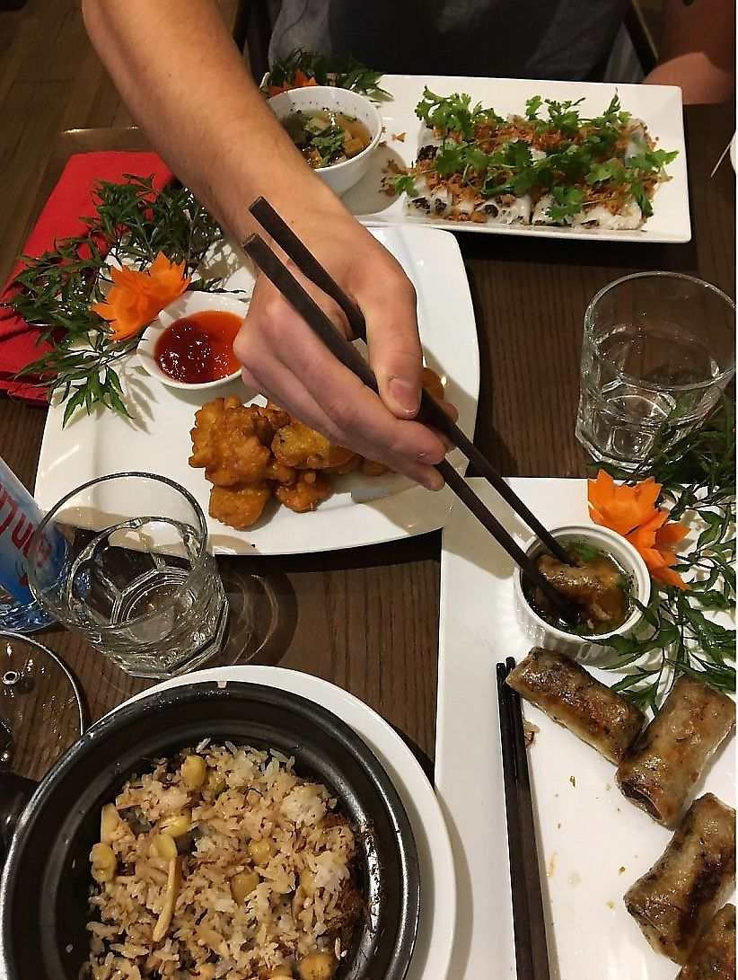 """Photo of Minh Chay - Au Trieu  by <a href=""""/members/profile/tilly.p"""">tilly.p</a> <br/>Delish <br/> December 13, 2017  - <a href='/contact/abuse/image/76463/337605'>Report</a>"""