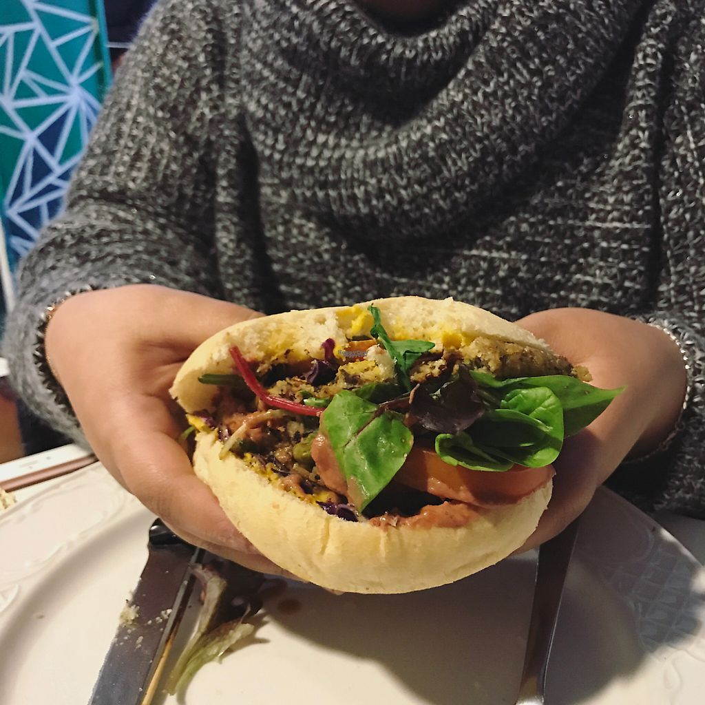 "Photo of Cookaluzka  by <a href=""/members/profile/AldanaAlthani"">AldanaAlthani</a> <br/>Italian burger  <br/> January 27, 2017  - <a href='/contact/abuse/image/76497/218014'>Report</a>"