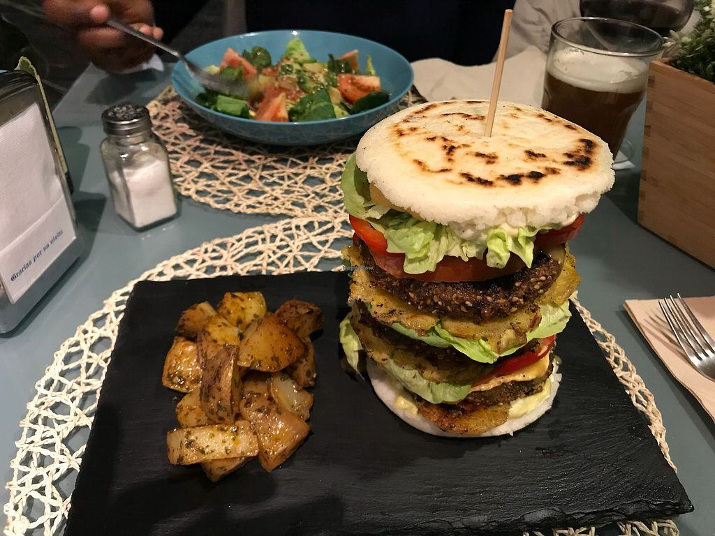 """Photo of Cookaluzka  by <a href=""""/members/profile/ViviClarkey"""">ViviClarkey</a> <br/>Monster Burger  <br/> January 12, 2018  - <a href='/contact/abuse/image/76497/345863'>Report</a>"""