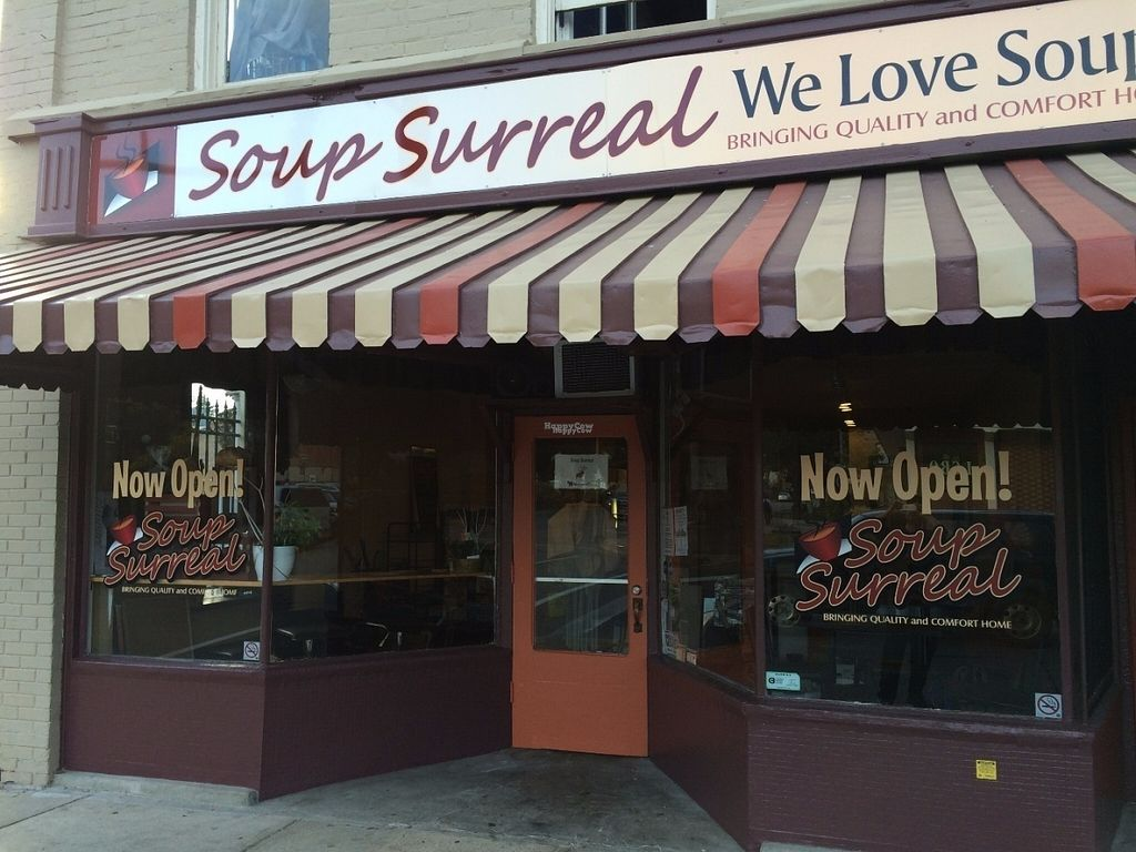"""Photo of Soup Surreal  by <a href=""""/members/profile/Soup_Girl"""">Soup_Girl</a> <br/>Soup Shop! We've found our permanent home here on the corner of Wellington and St. Patrick, with recent expansions to our kitchen allowing for more flavours and garnishes to be coming soon!  <br/> August 21, 2016  - <a href='/contact/abuse/image/76502/170535'>Report</a>"""