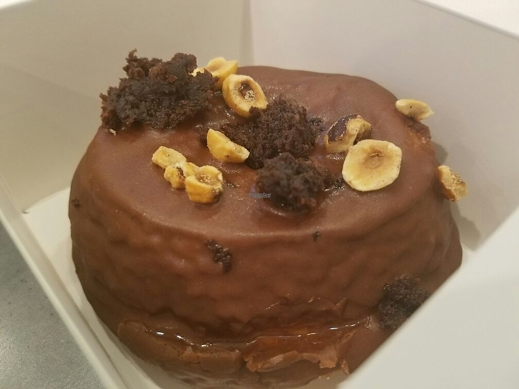 """Photo of CLOSED: Doughnut Time  by <a href=""""/members/profile/EverydayTastiness"""">EverydayTastiness</a> <br/>Vegan chocolate fudge <br/> December 30, 2016  - <a href='/contact/abuse/image/76519/206274'>Report</a>"""
