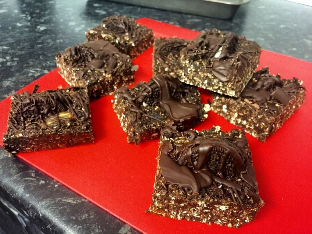 """Photo of Love Coffee  by <a href=""""/members/profile/Ben9985"""">Ben9985</a> <br/>Vegan: No Bake Oreo Brownies <br/> July 13, 2016  - <a href='/contact/abuse/image/76520/159675'>Report</a>"""