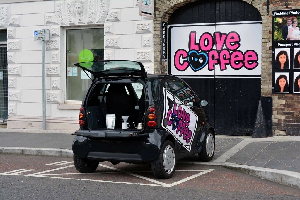 """Photo of Love Coffee  by <a href=""""/members/profile/Ben9985"""">Ben9985</a> <br/>Where we are! <br/> July 13, 2016  - <a href='/contact/abuse/image/76520/159677'>Report</a>"""