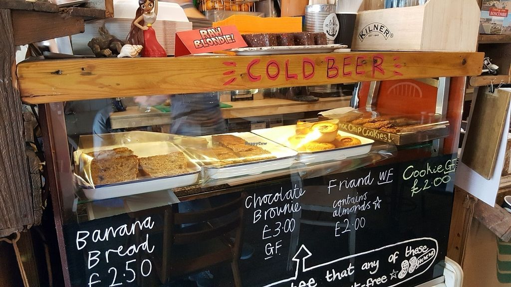 """Photo of Cafe Boscanova  by <a href=""""/members/profile/Clare"""">Clare</a> <br/>Gluten free cakes  <br/> July 18, 2016  - <a href='/contact/abuse/image/76521/160779'>Report</a>"""