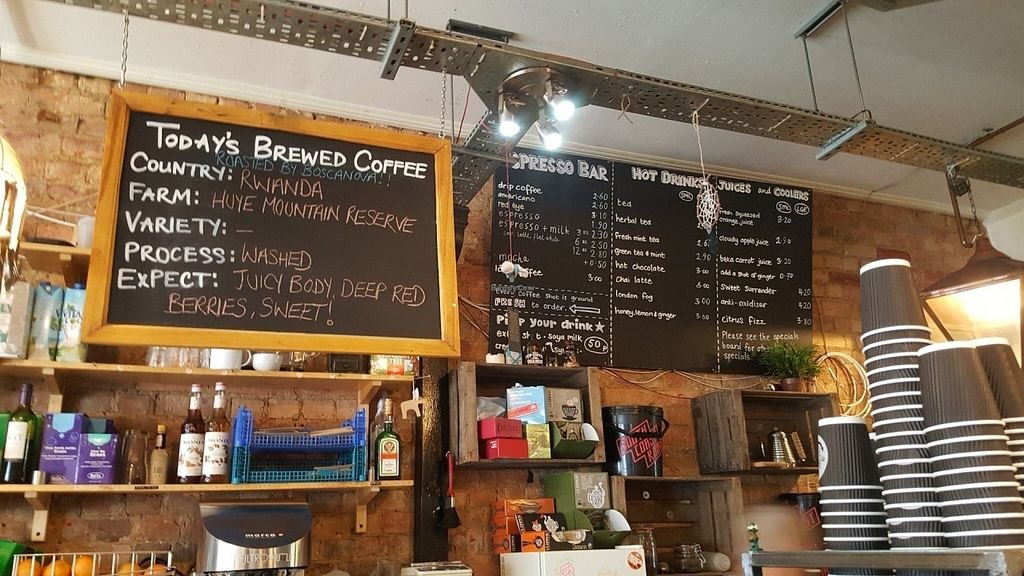 """Photo of Cafe Boscanova  by <a href=""""/members/profile/Clare"""">Clare</a> <br/>Coffees etc <br/> July 18, 2016  - <a href='/contact/abuse/image/76521/160783'>Report</a>"""