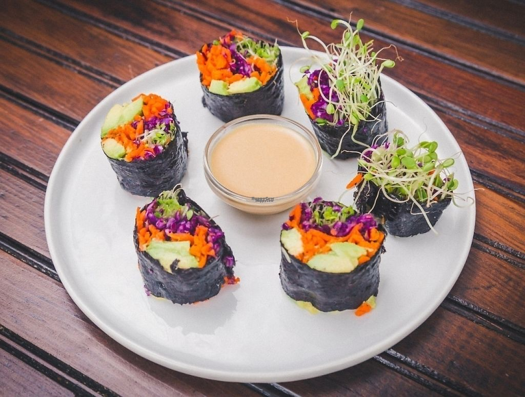 "Photo of Nourish Wellness Cafe  by <a href=""/members/profile/nourishjuice"">nourishjuice</a> <br/>Nori Roll <br/> September 21, 2016  - <a href='/contact/abuse/image/76524/202723'>Report</a>"