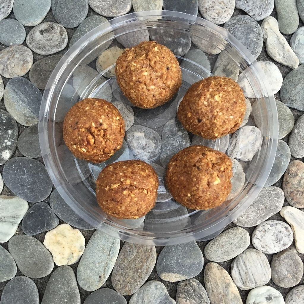 """Photo of GreenTree Goodness  by <a href=""""/members/profile/PrueGreentree"""">PrueGreentree</a> <br/>energy balls <br/> July 15, 2016  - <a href='/contact/abuse/image/76535/160046'>Report</a>"""