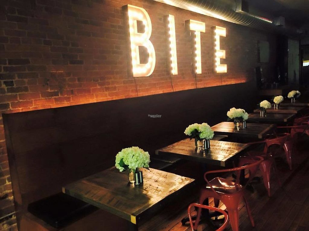 """Photo of Bite Bakery and Cafe  by <a href=""""/members/profile/community"""">community</a> <br/>Inside Bite Bakery and Cafe <br/> February 15, 2017  - <a href='/contact/abuse/image/76553/226832'>Report</a>"""