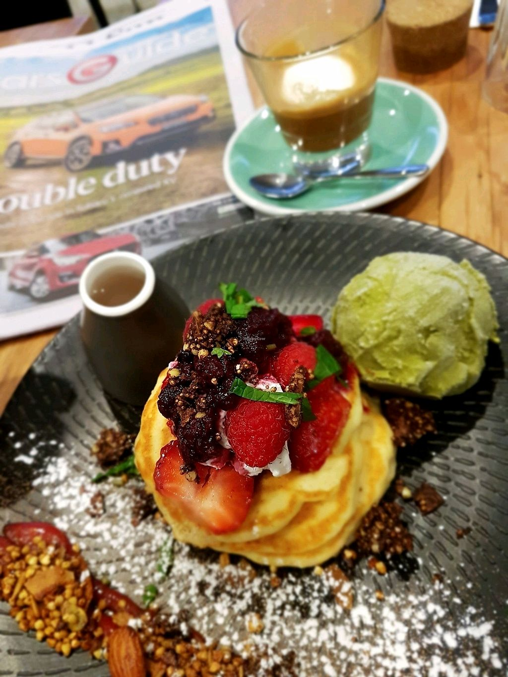 """Photo of 6 Nutrition  by <a href=""""/members/profile/vicinaus"""">vicinaus</a> <br/>Protein Pancakes.. A clear favourite ? <br/> November 28, 2017  - <a href='/contact/abuse/image/76564/329998'>Report</a>"""