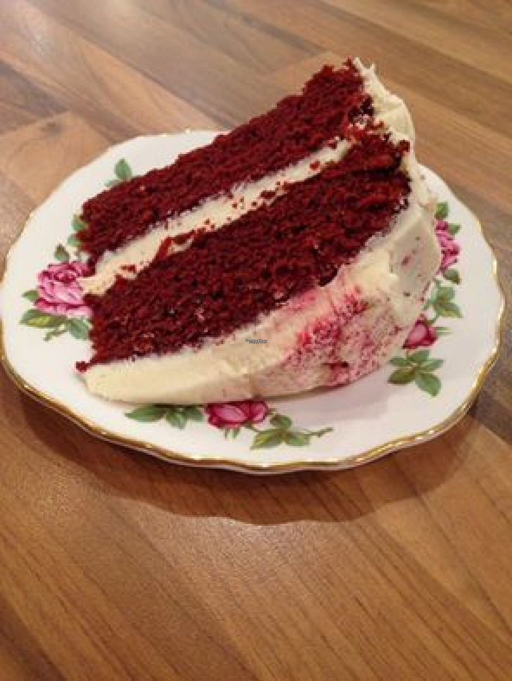 """Photo of Grazing Ground   by <a href=""""/members/profile/Meaks"""">Meaks</a> <br/>Vegan Red Velvet Cake <br/> August 1, 2016  - <a href='/contact/abuse/image/76573/164371'>Report</a>"""