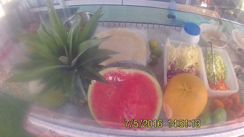 "Photo of CLOSED: Falafe Jae  by <a href=""/members/profile/FalafelJae"">FalafelJae</a> <br/>Falafel , Hummus , Vegetarian Restaurant , Shakes , Organic Fruits , Vegeterian Food , Sesame Tahini , Organic Vegetables , Pita Bread ,Vegan Restaurant , Vegan Food <br/> July 14, 2016  - <a href='/contact/abuse/image/76574/159829'>Report</a>"