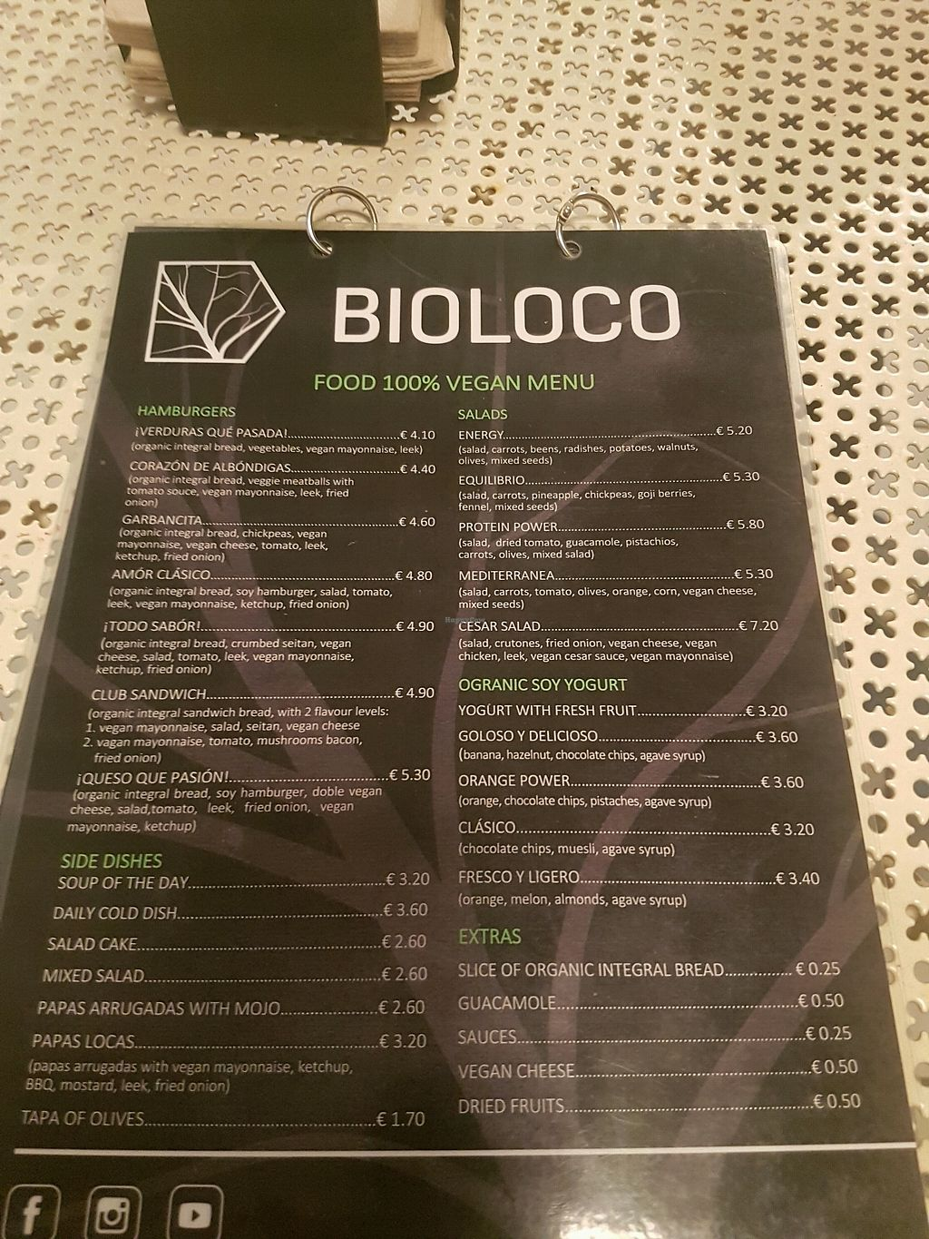 """Photo of Bioloco  by <a href=""""/members/profile/MissEni78"""">MissEni78</a> <br/>menu <br/> November 5, 2017  - <a href='/contact/abuse/image/76580/322332'>Report</a>"""