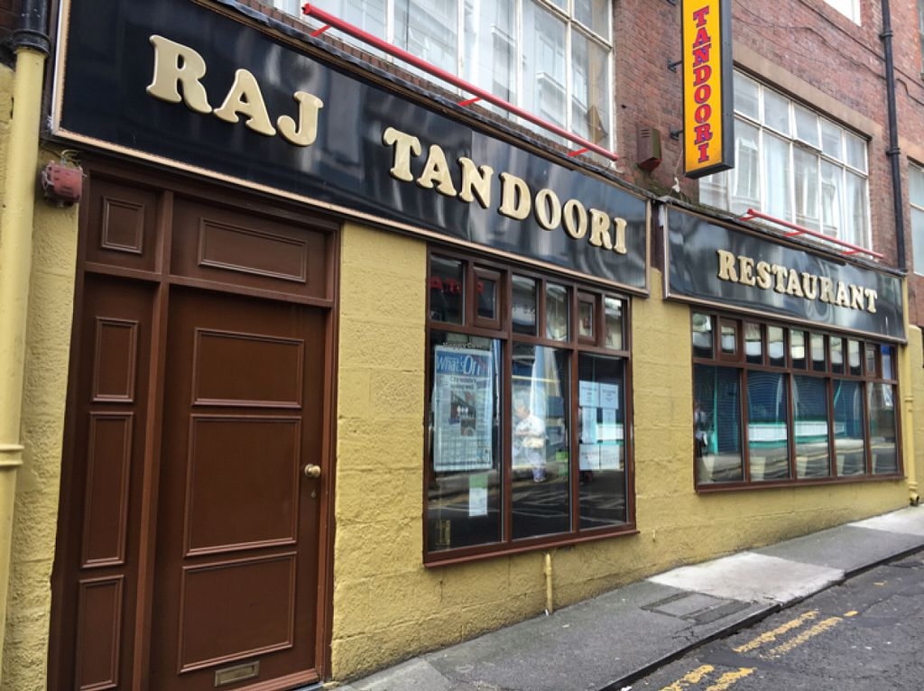 "Photo of Raj Tandoori  by <a href=""/members/profile/hack_man"">hack_man</a> <br/>outside  <br/> July 30, 2016  - <a href='/contact/abuse/image/76592/163436'>Report</a>"