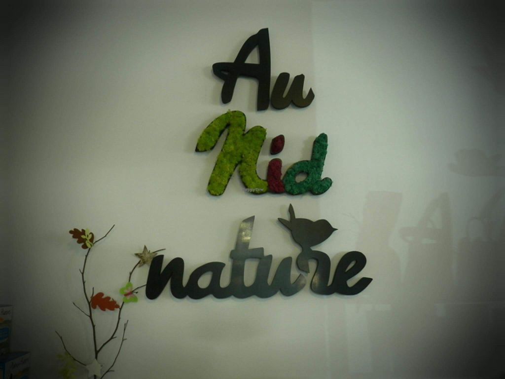 """Photo of Au Nid Nature  by <a href=""""/members/profile/Veganliam"""">Veganliam</a> <br/> July 17, 2016  - <a href='/contact/abuse/image/76618/160415'>Report</a>"""