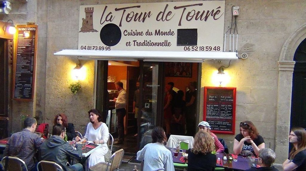Photo of La Tour de Touré  by Latourdetoure <br/>International cuisine, vegan friendly, self serve buffet and meals of the day <br/> July 16, 2016  - <a href='/contact/abuse/image/76622/160186'>Report</a>