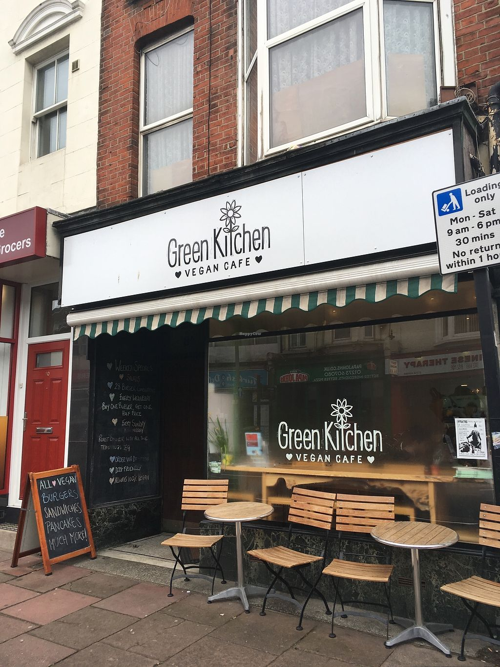 """Photo of Green Kitchen  by <a href=""""/members/profile/jojoinbrighton"""">jojoinbrighton</a> <br/>Green Kitchen <br/> August 5, 2017  - <a href='/contact/abuse/image/76632/288979'>Report</a>"""