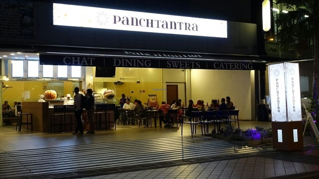 """Photo of Panchtantra Dining  by <a href=""""/members/profile/JimmySeah"""">JimmySeah</a> <br/>restaurant exterior <br/> July 17, 2016  - <a href='/contact/abuse/image/76651/160539'>Report</a>"""
