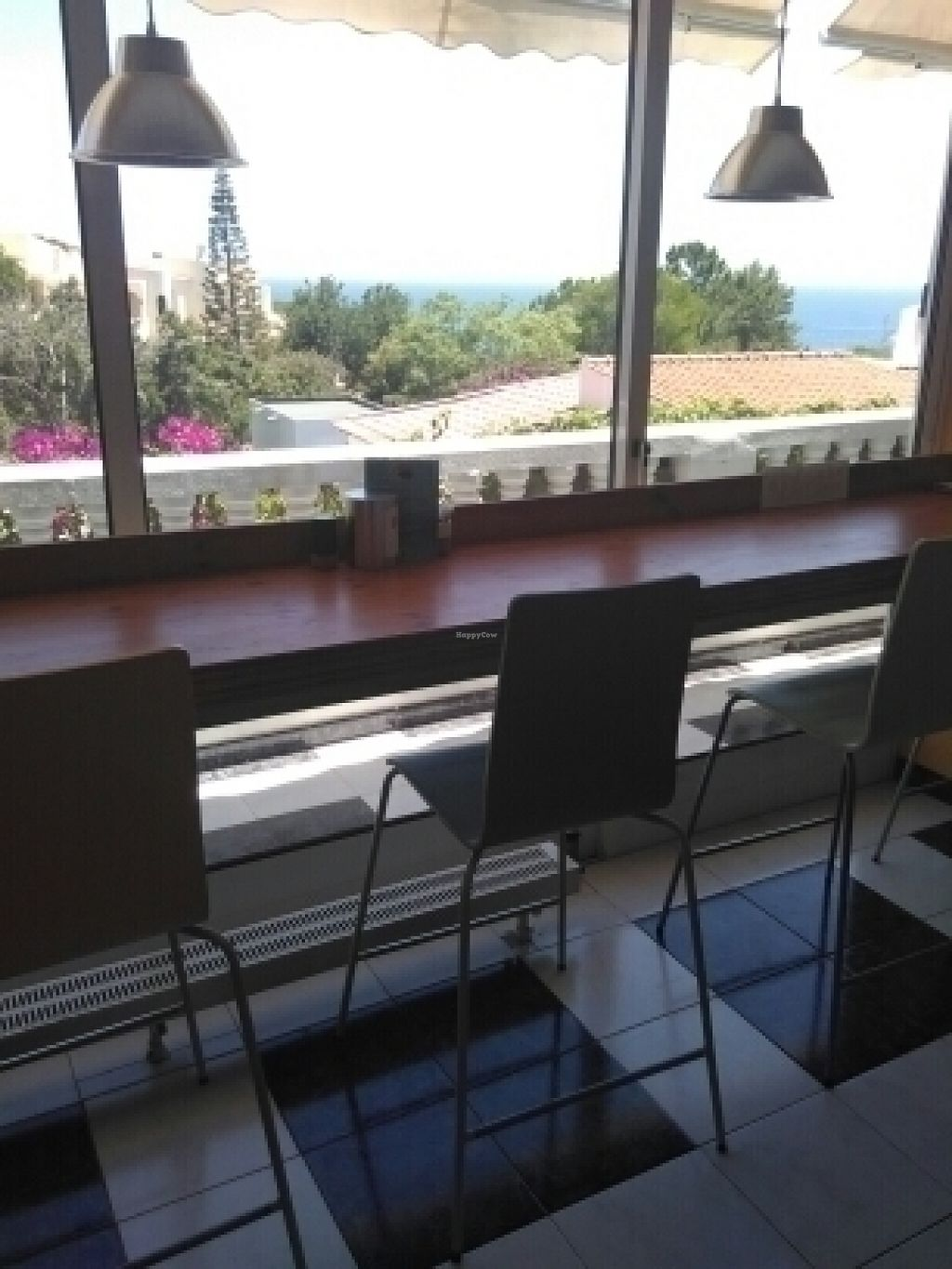 """Photo of Earth Shop and Cafe  by <a href=""""/members/profile/awaithelp"""">awaithelp</a> <br/>coffee with a view <br/> July 17, 2016  - <a href='/contact/abuse/image/76669/160513'>Report</a>"""