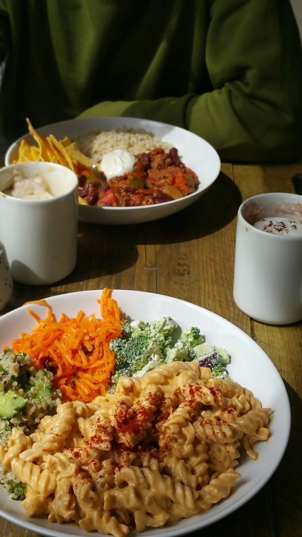 """Photo of The Planet Cafe  by <a href=""""/members/profile/HeidiHargreaves"""">HeidiHargreaves</a> <br/>great potion size! will not leave you hungry! <br/> May 18, 2017  - <a href='/contact/abuse/image/76724/259969'>Report</a>"""