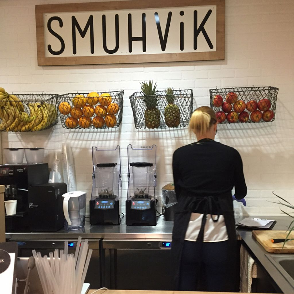 "Photo of CLOSED: Smuhvik  by <a href=""/members/profile/Morbid%20Cafe"">Morbid Cafe</a> <br/>Smoothie stall <br/> July 20, 2016  - <a href='/contact/abuse/image/76726/161043'>Report</a>"