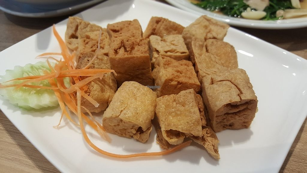 "Photo of Koko Thai & Vegetarian Cuisine  by <a href=""/members/profile/KimmyLuangsaengtham"">KimmyLuangsaengtham</a> <br/>Fried Tofu <br/> January 4, 2017  - <a href='/contact/abuse/image/76727/207888'>Report</a>"
